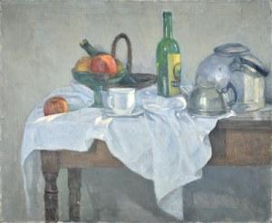 Olgierd BIERWIACZONEK (1925-2002), Martwa natura, 1990