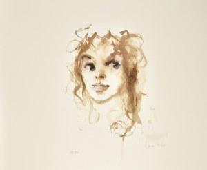 Leonor FINI (1907-1996), Głowa dziewczyny