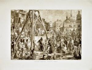 Jan MATEJKO (1838 - 1893), Powtórne zajęcie Rusi – bogactwa i oświata