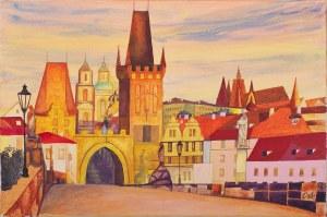 Bogumiła Ciosek (Ur.1938), Starówka, 2020