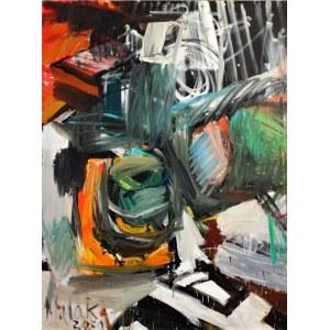 Waldemar MALAK, Colorful Memory, 2020 r.