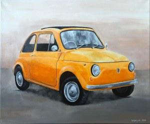 Weronika Wójcik (ur. 1994), Fiat 500, 2020