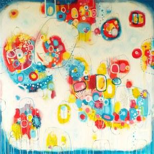 Marlena Rakoczy (ur. 1976), Bezkresna podróż, 2020