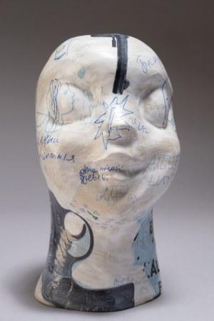 Małgorzata ET BER Warlikowska, Główka ceramiczna