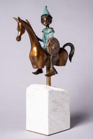 Paweł Erazmus, Mały Jeździec