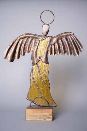 Dariusz Drzymała, Duzy Anioł szklany