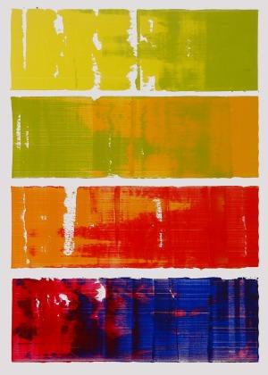 Bartek Pszon, Abstract lines III, (2015)