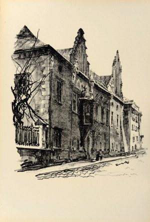 Jan Kanty GUMOWSKI (1883-1946), Biblioteka Jagiellońska, 1926