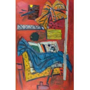 Jerzy LUBAŃSKI (1925-2005), Kompozycja, 1965