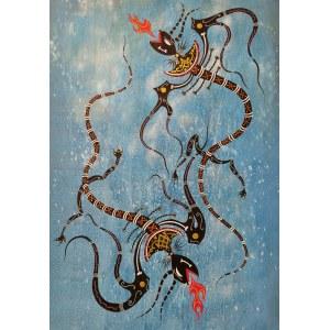 Mikołaj Rejs, Dragonflies 2, 2020
