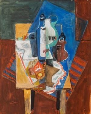 Henryk Hayden (1883 Warszawa - 1970 Paryż), Martwa natura, 1917 r.