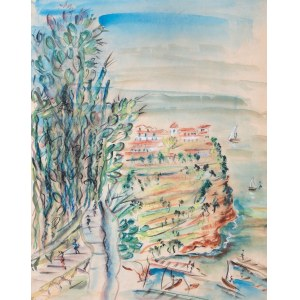 Irena Hassenberg (1884 Warszawa - 1953 Paryż), Monaco