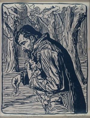 Witold Rzegociński (1883-1969 Kraków), Jesienne liście