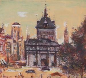 Stanisław Chlebowski (1890 Braniewo - 1969 Gdańsk), Brama Wyżynna