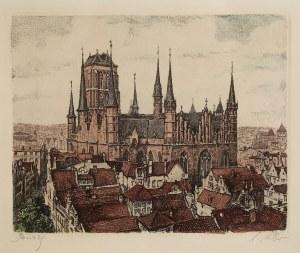 Richard Adler (1907 Berlin - 1977 Düsseldorf), Gdańsk