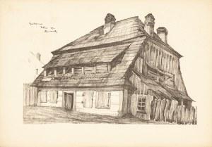 Gumowski Jan Kanty (1883-1946), Lublin. Garbarnia, 1917
