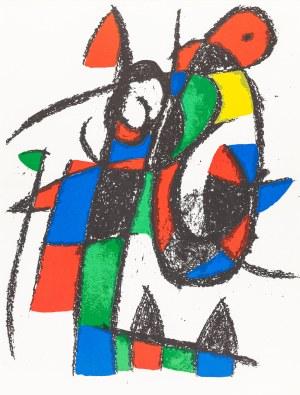 Miró Joan (1893-1983), Kompozycja II, 1972