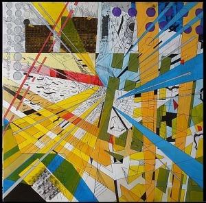 Szymon Kurpiewski (1984), CityArtWork #5 (2013)