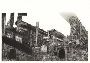 Oskar Gorzkiewicz (1988), Wizja Miasta IV (2014)