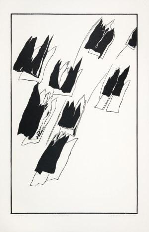 Zbigniew Lutomski, Printed II, 1992