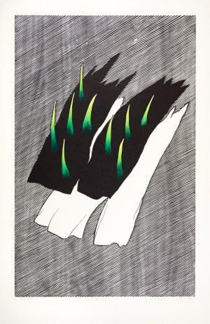 Zbigniew Lutomski, Printed VI, 1992