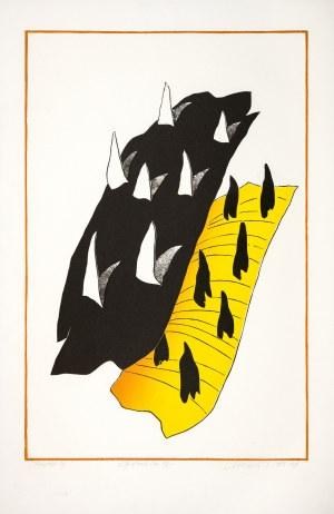 Zbigniew Lutomski, Printed IX, 1993
