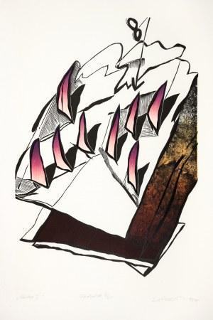 Zbigniew Lutomski, Printed X, 1993