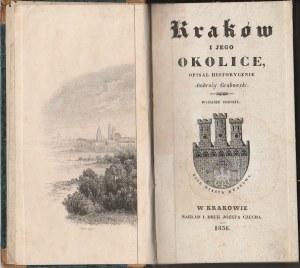 Ambroży Grabowski Kraków i jego okolice