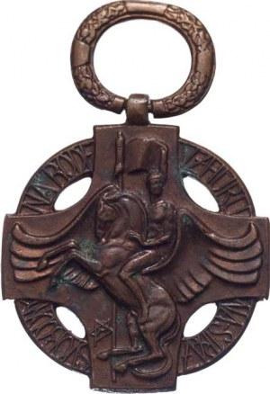 Československo, Čs.revol.medaile - tmavá, těžká, Sign., VM.6-C,