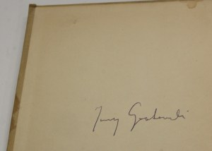 Władysław Szumowski, Historia medycyny [egz. Jerzego Grotowskiego - autograf]