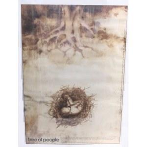 Tree of people - Drzewo ludzi, Plakat teatralny