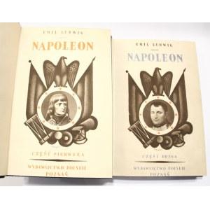 Ludwig Emil, Napoleon 1-2t.