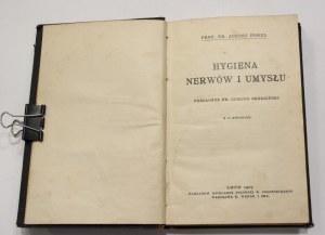 August Forel, Hygiena nerwów i umysłu (higiena)