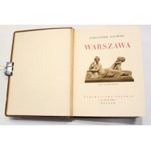 Aleksander Janowski, Cuda Polski: Warszawa