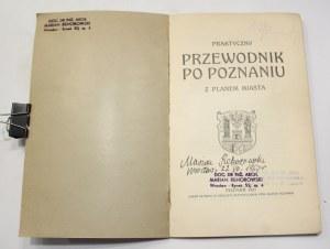 Praktyczny przewodnik po Poznaniu z planem miasta