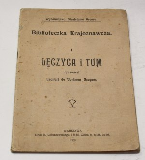 Leonard de Verdmon Jacques, Łęczyca i Tum