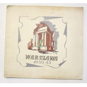 Warszawa 1939 - 45 [Gronowski]