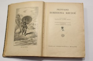 Władysław Anczyc, Przypadki Robinsona Kruzoe
