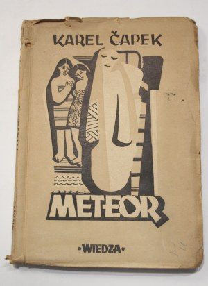 Karol Capek, Meteor