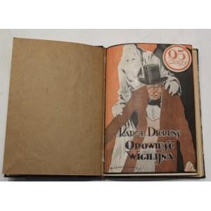 Karol Dickens, Opowieść wigilijna