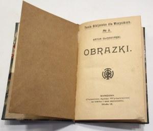 Artur Gliszczyński, Obrazki