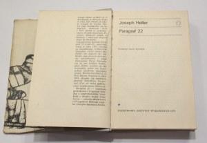 Joseph Heller, Paragraf 22 [pierwsze wydanie]