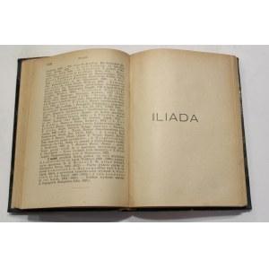 Homer, Iliada [Biblioteka Narodowa]