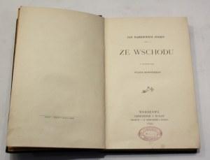 Jan Narkiewicz Jodko, Ze wschodu