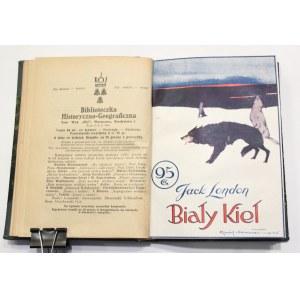 Jack London, Biały kieł 1-2 t.