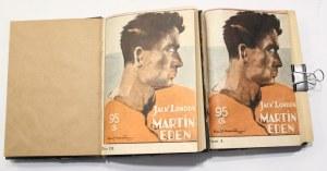 Jack London, Martin Eden 1-4t.
