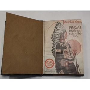 Jack London, Prawo białego człowieka (Opowiadania z Klondike)