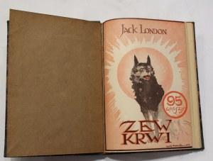 Jack London, Zew krwi