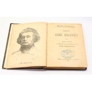 Adam Mickiewicz, Poezye (poezje)