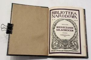Molier, Mieszczanin szlachcicem [Biblioteka Narodowa]